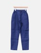 Pantalón de lino azul marino Maria Jose Navarro