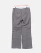 Zara straight trousers