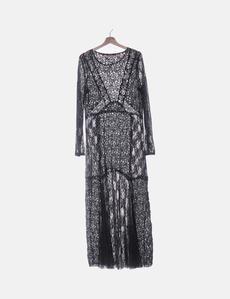 534ccb219 Compra vestidos largos baratos de ZARA