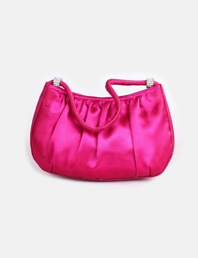 fd4a607ec Ingra pel Bolso de fiesta rosa fucsia (descuento 72%) - Micolet