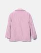 Chaqueta rosa con bolsillos Collection