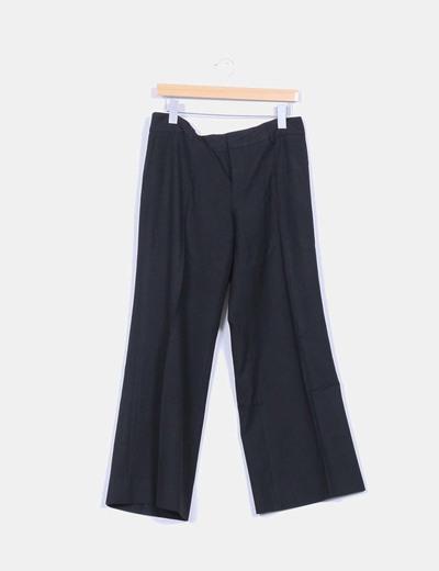 Pantalón de traje negro NoName