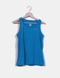 Camiseta azul turquesa Step&Go