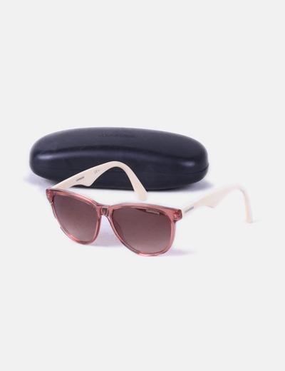 Gafas de sol montura cristal nude Carrera