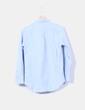 Camisa azul  Mango