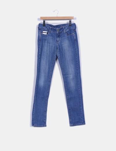 """Jeans claro """" Lizzy"""" Mango"""