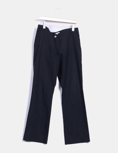 Pantalón negro impermeable Lola