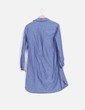 Robe bleue Séraphine