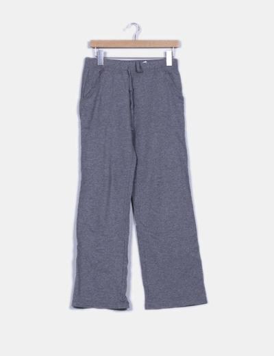 Pantalón deportivo gris H&M
