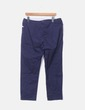 Pantalón chinos azul marino topos blancos NoName