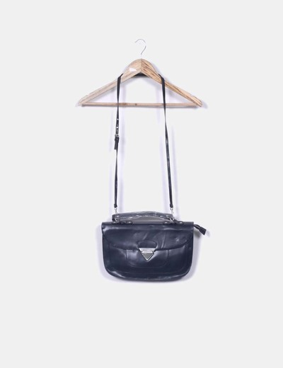 e82a353f0 Dayaday satchel 62 negro Bolso Micolet descuento ffwq8nrS