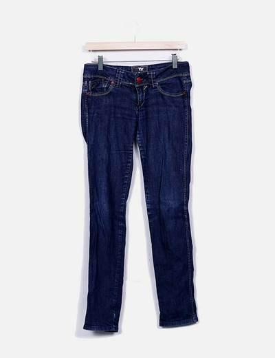 Jeans pitillo denim Lois