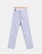 Pantalón gris recto Agua Viva