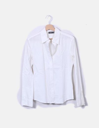 Chemise blanche boutons de Mexx