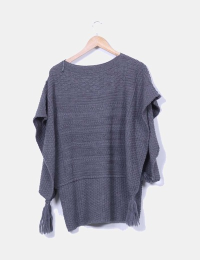 Jersey tipo poncho