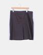 Falda marrón Zara