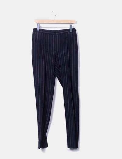 Pantalon coupe droite Tintoretto