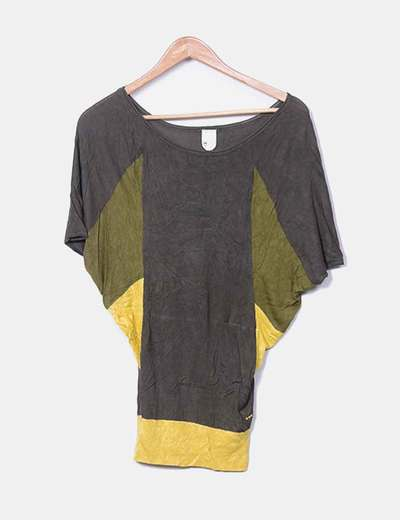shirt T Skunkfunk Top Da Donna bg7yY6f