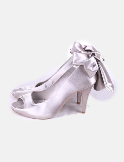 Chaussures à talon yacare