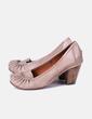 Zapatos de tacón beige Vialis