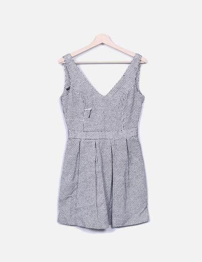 Vestido de alças Suiteblanco
