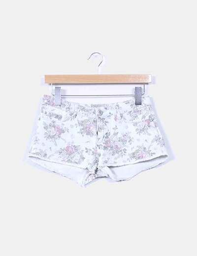 Shorts denim estampados Atmosphere