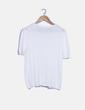 Camiseta tricot blanco Escorpion