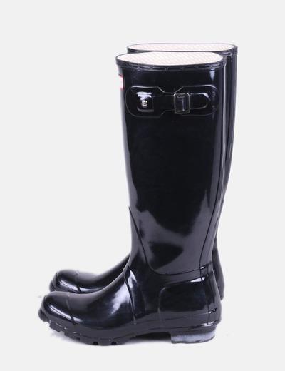Botas de agua negras