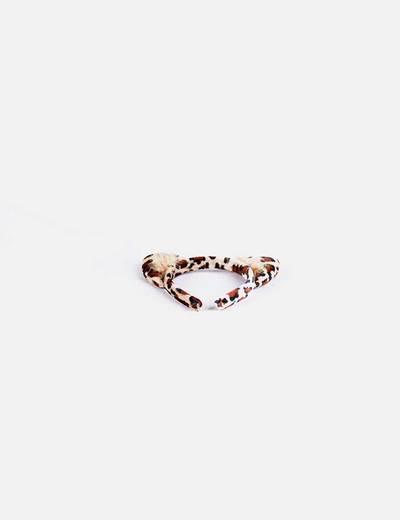 Diadema leopardo orejitas NoName