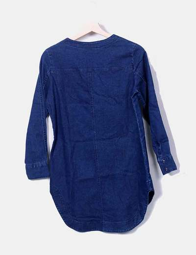 Brandy Melville Denim amarrar vestido (desconto de 58%) - Micolet 6cfc5260cc