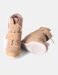 Sneackers couleur camel Suiteblanco