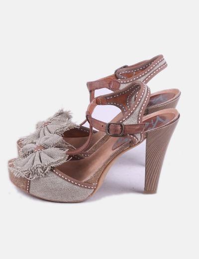 Sandales à talons Vienty