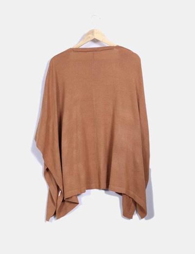 Cardigan color camel