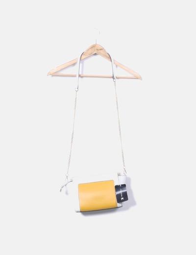 Mini borsa di senape Martina K