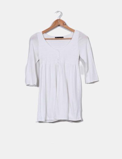 vente officielle les ventes chaudes en soldes Veste blanche fine pointe
