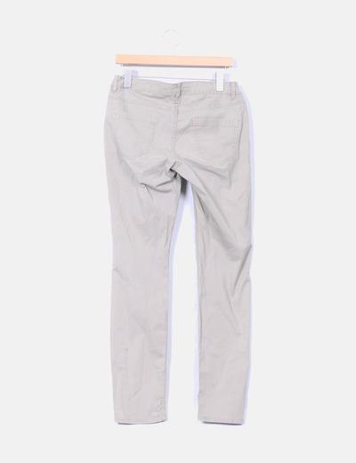Pantalon marron