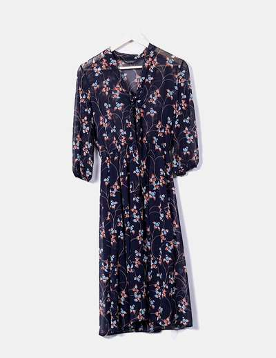 Miss Selfridge midi dress