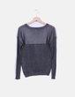 Silver knit sweater Vero Moda