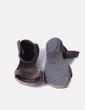 Sandales marron Yokono