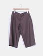 Pantalón culotte lana marron NoName