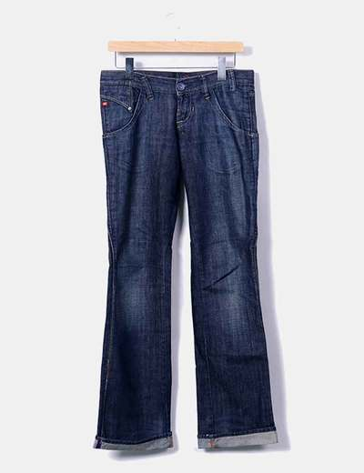 Jeans denim oscuro Miss Sixty