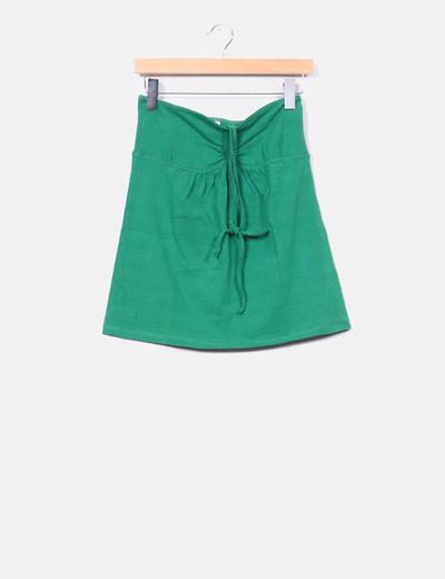 Top halter verde  Active Wear
