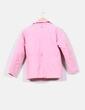 Manteau rose Tommy Hilfiger
