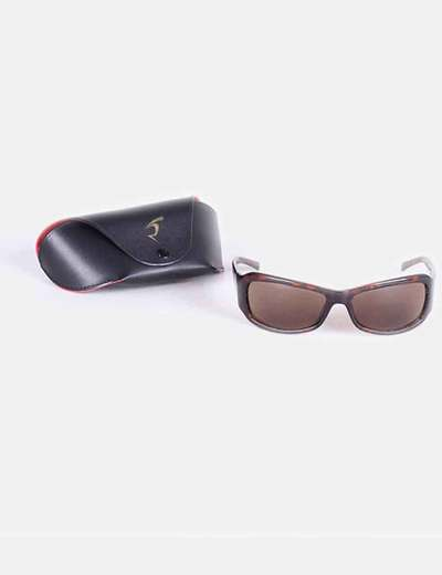 18f218df8da32 Rischio Gafas de sol marrones (descuento 83%) - Micolet