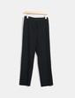 Pantalon noir droit El Corte Inglés