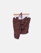 Too marrón con pailettes Massimo Dutti