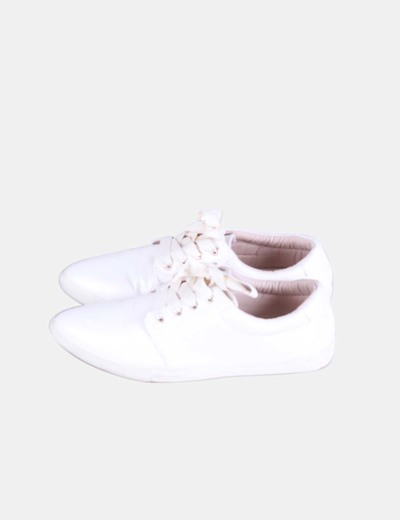 Chaussures toed blanches Lefties