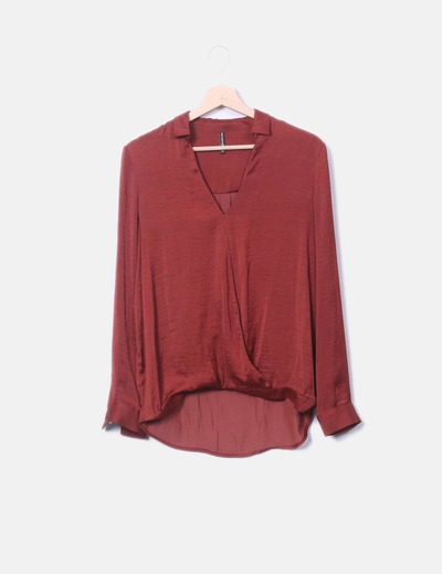 Blouse Stradivarius