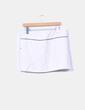 Mini falda texturizada beige Tommy Hilfiger