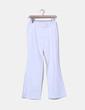 Pantalón pinzas blanco H&M